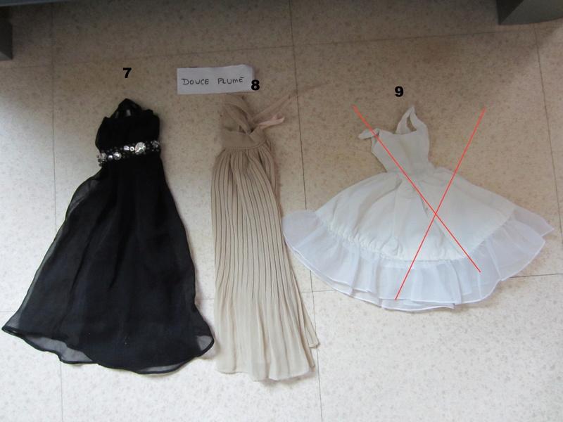 (V) Vêtements MSD + Ellowyne + Tonner 7-911