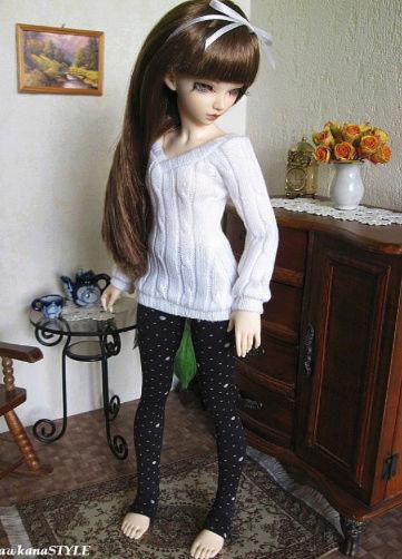 (V) Vêtements MSD + Ellowyne + Tonner L110