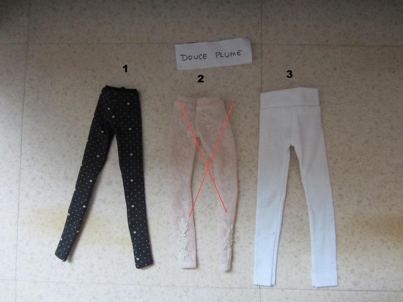 (V) Vêtements MSD + Ellowyne + Tonner Lc1-311