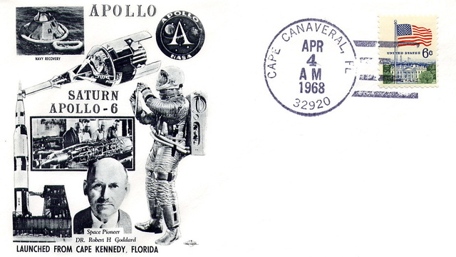 50ème anniversaire Apollo 6 / AS-502 / 4 avril 1968 1968_017