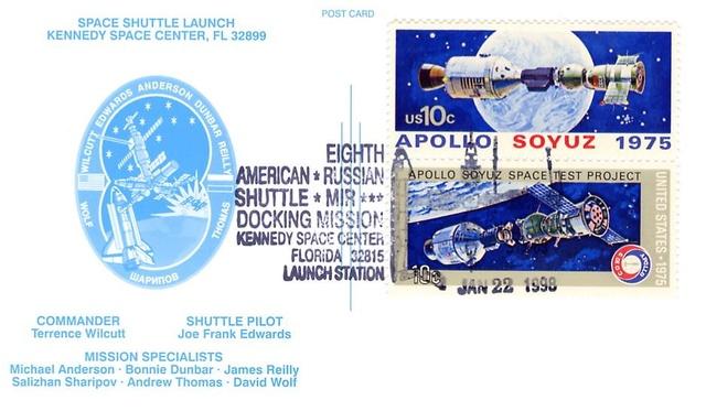 20ème anniversaire de la mission STS-89 1998_010