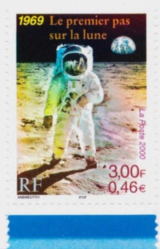 [Philatélie France] Emission d'un timbre en 2019 pour les 50 ans du premier pas de l'homme sur la Lune 2000_012