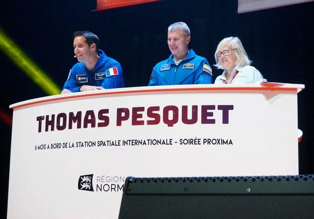 Thomas Pesquet : ses prochaines rencontres avec le public _dsc1810