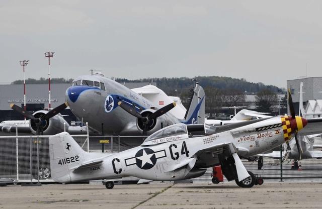 Meeting aérien des 120 ans de l'Aéroc-Club de France au Bourget - 15 avril 2018 _dsc6711