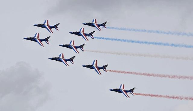 Meeting aérien des 120 ans de l'Aéroc-Club de France au Bourget - 15 avril 2018 _dsc6911