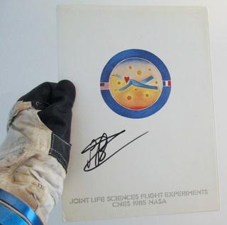 Logo ''Sciences de la vie'' par Jean-Michel Folon / Mission de Patrick Baudry 1985 Aaa_jo25