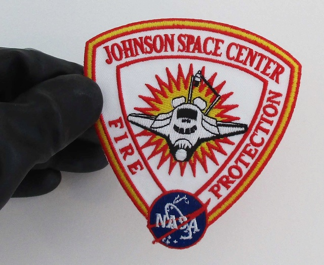 Patch Incendie et Secours du Johnson Space Center Aaa_jo32
