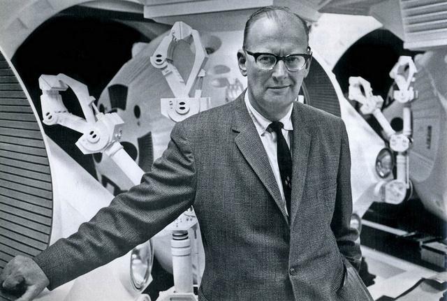100ème anniversaire de la naissance d'Arthur C. Clarke Acc110