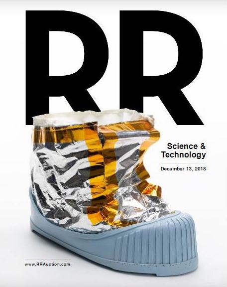 [Enchères] Vente Science & Technology / RR Auctions - 13 décembre 2018 Captur10