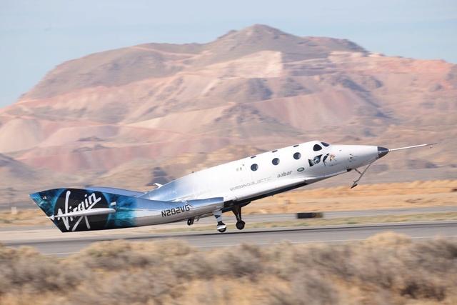 [SpaceShipTwo] 12ème vol d'essais et 1er vol motorisé de VSS Unity - 5 avril 2018 Dach6r10