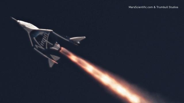 [SpaceShipTwo] 12ème vol d'essais et 1er vol motorisé de VSS Unity - 5 avril 2018 Dack3210