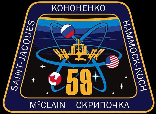 Expedition 59/60 - Nomination de l'équipage Exp_5910
