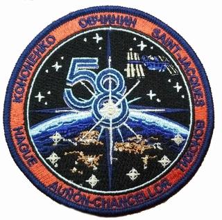 Expedition 55-56-57-58 (prévision novembre 2017 à novembre 2018) Expedi13