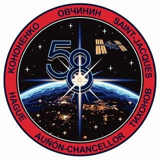 Expedition 55-56-57-58 (prévision novembre 2017 à novembre 2018) Expedi14