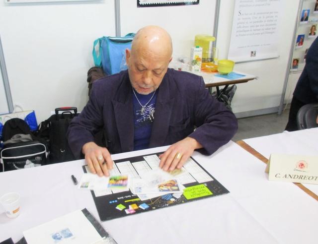 Disparition de Claude Andreotto (1949-2017), artiste créateur et graveur de timbres Img_0011