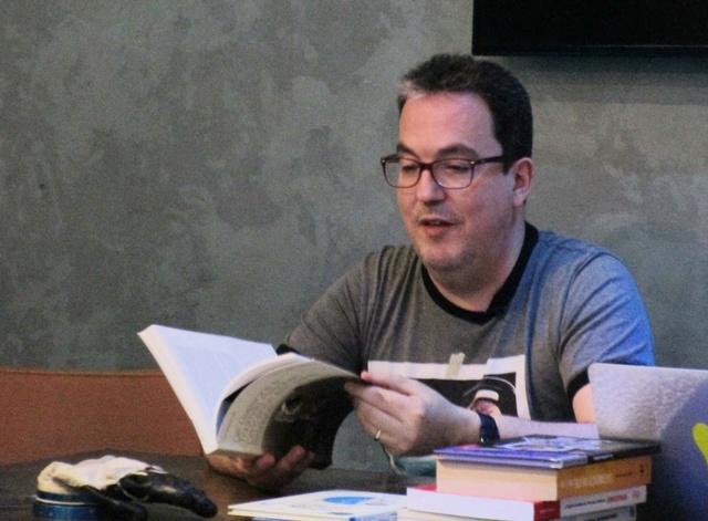 7 avril 2018 - Séance de dédicaces des auteurs Pierre-François Mouriaux et Eric Bottlaender à Paris (75) Img_0016