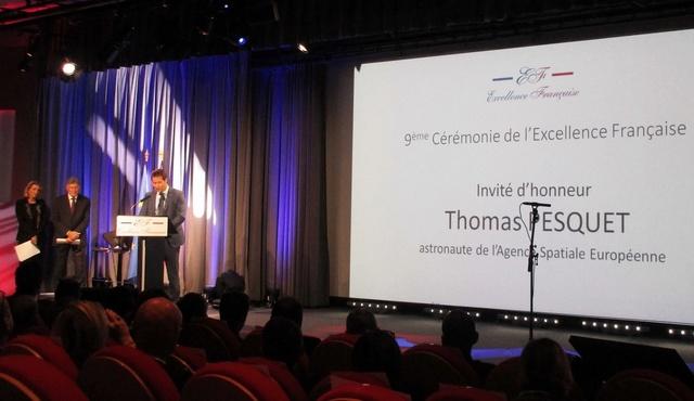 Thomas Pesquet : ses prochaines rencontres avec le public Img_0510