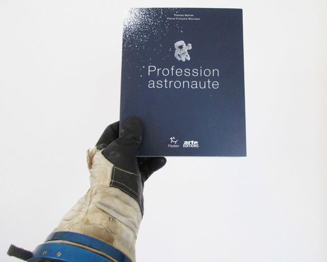 [Livre] Profession astronaute de Thomas Marlier et Pierre-François Mouriaux Img_0710