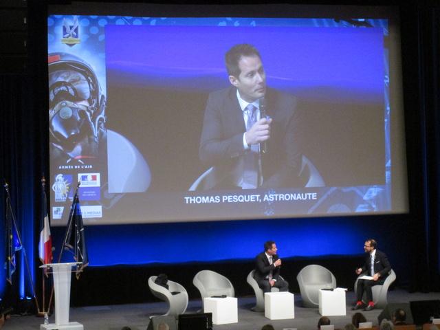 Thomas Pesquet : ses prochaines rencontres avec le public Img_1010