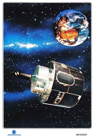 40ème anniversaire du lancement du premier satellite Meteosat / 1977-2017 Meteos11