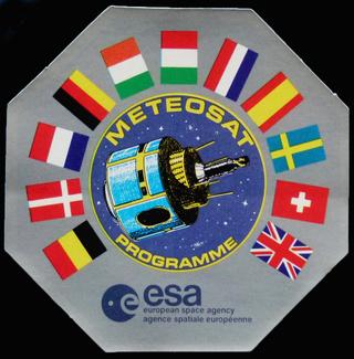 40ème anniversaire du lancement du premier satellite Meteosat / 1977-2017 Meteos12