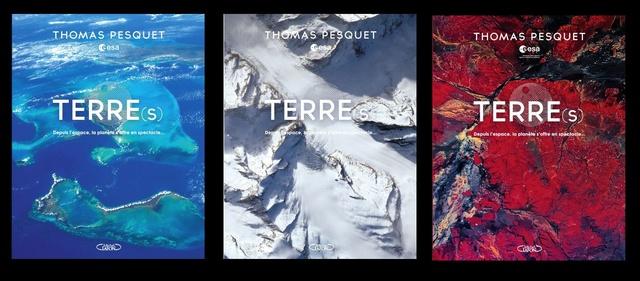Thomas Pesquet en dédicace pour son livre TERRE(s) / 27 nov à Paris Pesque11