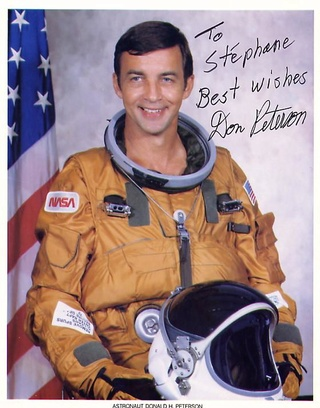 Disparition de l'astronaute Don Peterson (1933-2018) Peters10