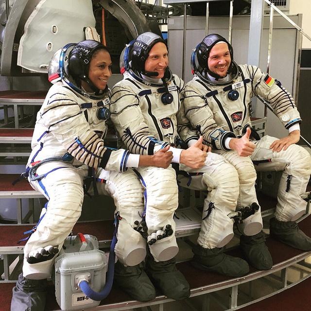 Expedition 55-56-57-58 (prévision novembre 2017 à novembre 2018) Soyuz-11