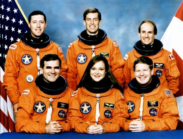 25ème anniversaire de la mission STS-52 Sts-5210