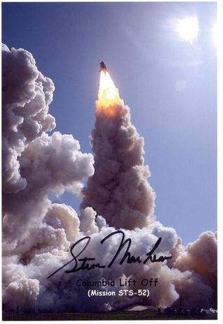 25ème anniversaire de la mission STS-52 Sts-5211