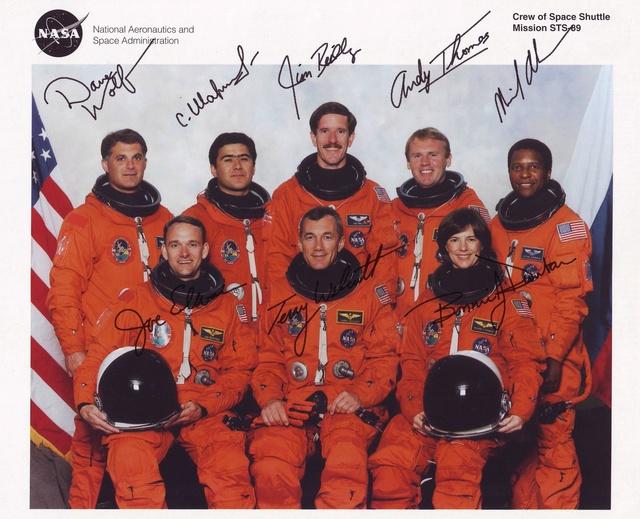 20ème anniversaire de la mission STS-89 Sts-8910
