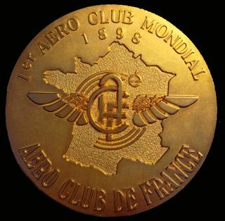 La Grande Médaille d'or de l'Aéro-Club de France et les astronautes / Thomas Pesquet honoré Thomas10