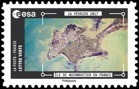 Carnet de timbres Thomas Pesquet - 4 juin 2018 Tp_1110