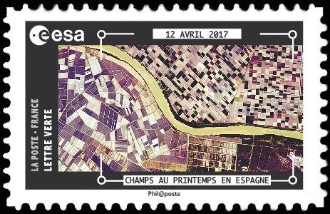 Carnet de timbres Thomas Pesquet - 4 juin 2018 Tp_410