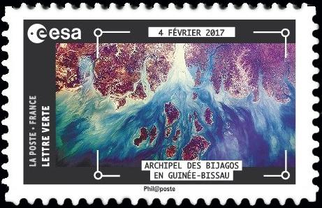 Carnet de timbres Thomas Pesquet - 4 juin 2018 Tp_610