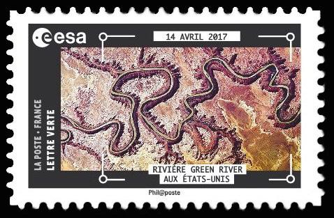 Carnet de timbres Thomas Pesquet - 4 juin 2018 Tp_910