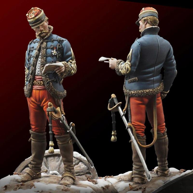 officier français second empire 15977310