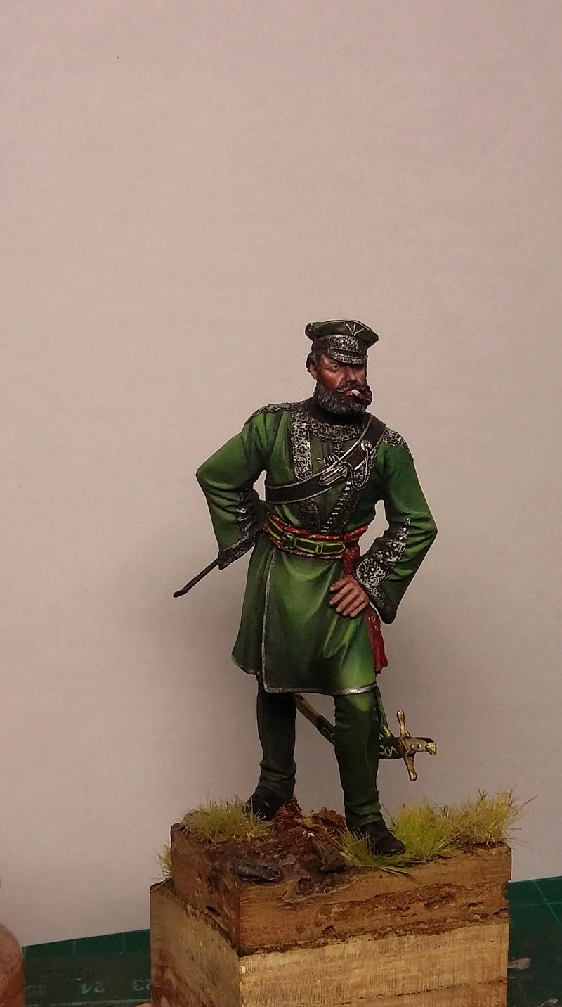 3rdoude irregular cavalry british officer 20171211