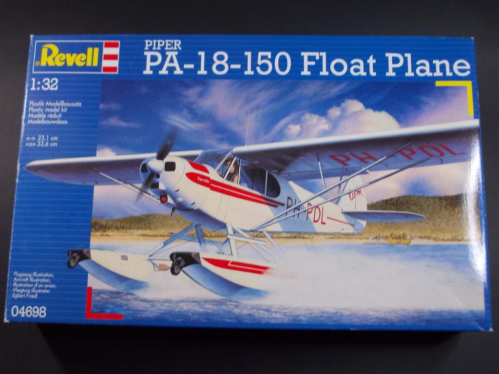 Piper PA-18-150 Float Plane ( Revell 1/32 ) 000010