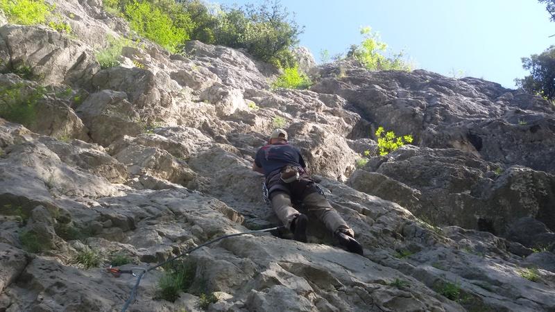 Dove arrampicare e altro...nelle quattro stagioni! - Pagina 9 20180435