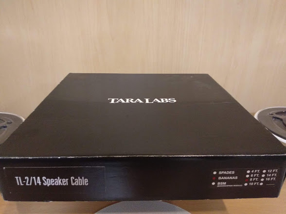 TARALABS TL – 2/14 SPEAKER CABLES (Used) Reduced Img_2014