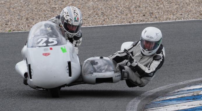 Championnat Racing Side-Car Mania 2018. Croix11