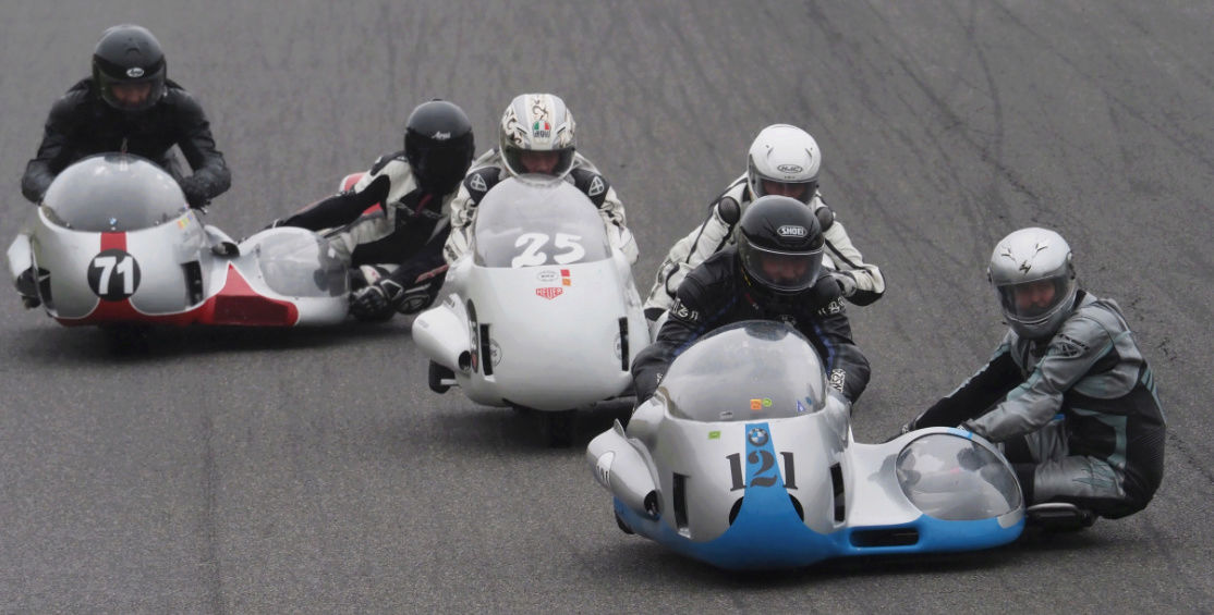 Championnat Racing Side-Car Mania 2018. Pau210