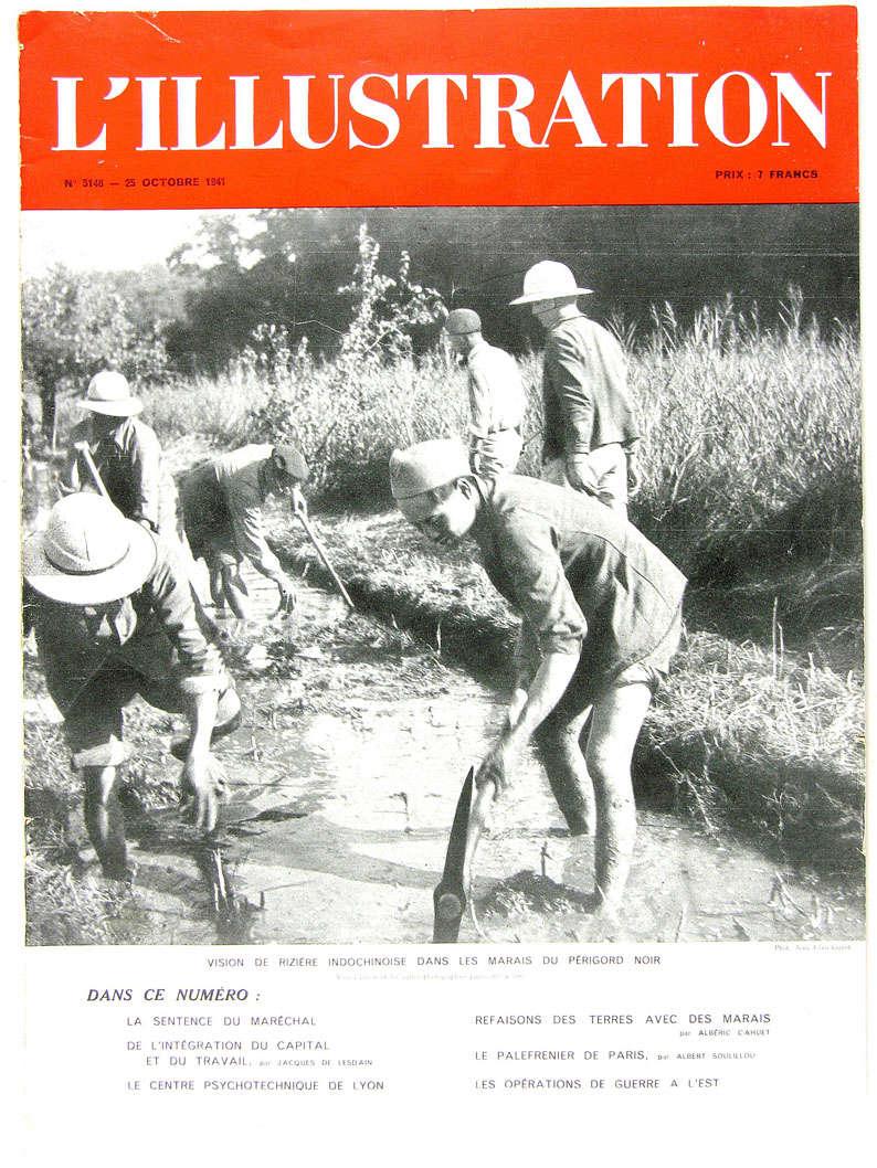 Une histoire de riz, un peu d'Indochine dans l'Allier  6_0110