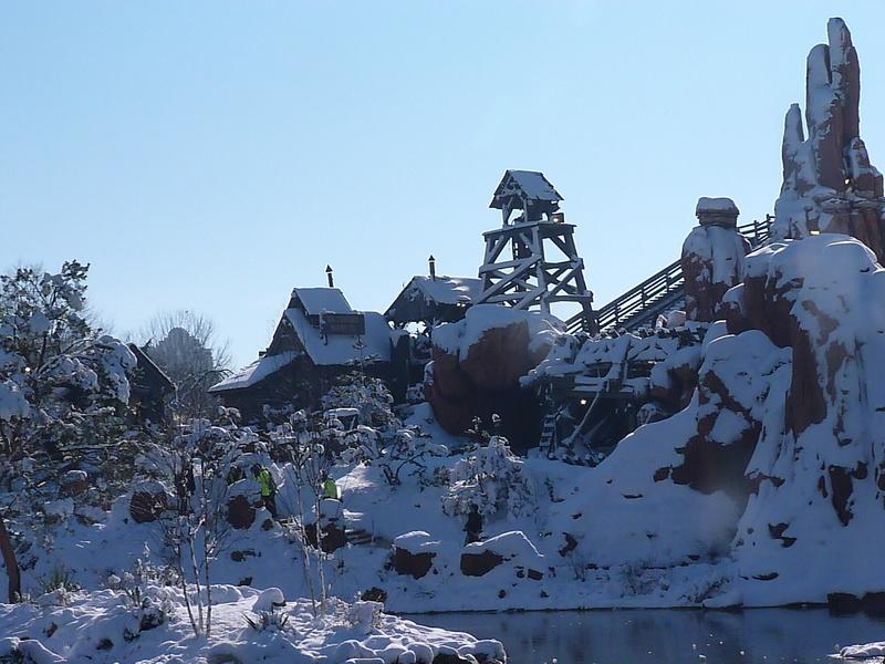 Les dégâts causés par les aléas climatiques à Disneyland Paris - Page 8 P1640321