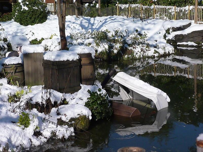 Les dégâts causés par les aléas climatiques à Disneyland Paris - Page 8 P1640510