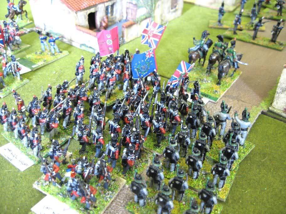 Bataille des Arapiles 1812 Salama15