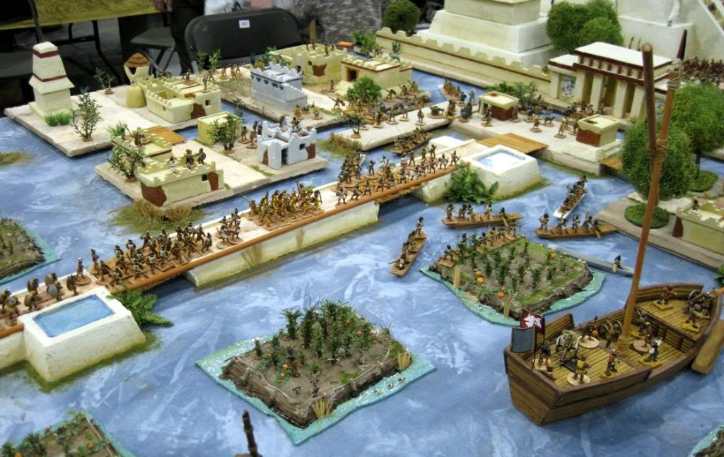 Siège de Tenochtitlan 1521 Salut100