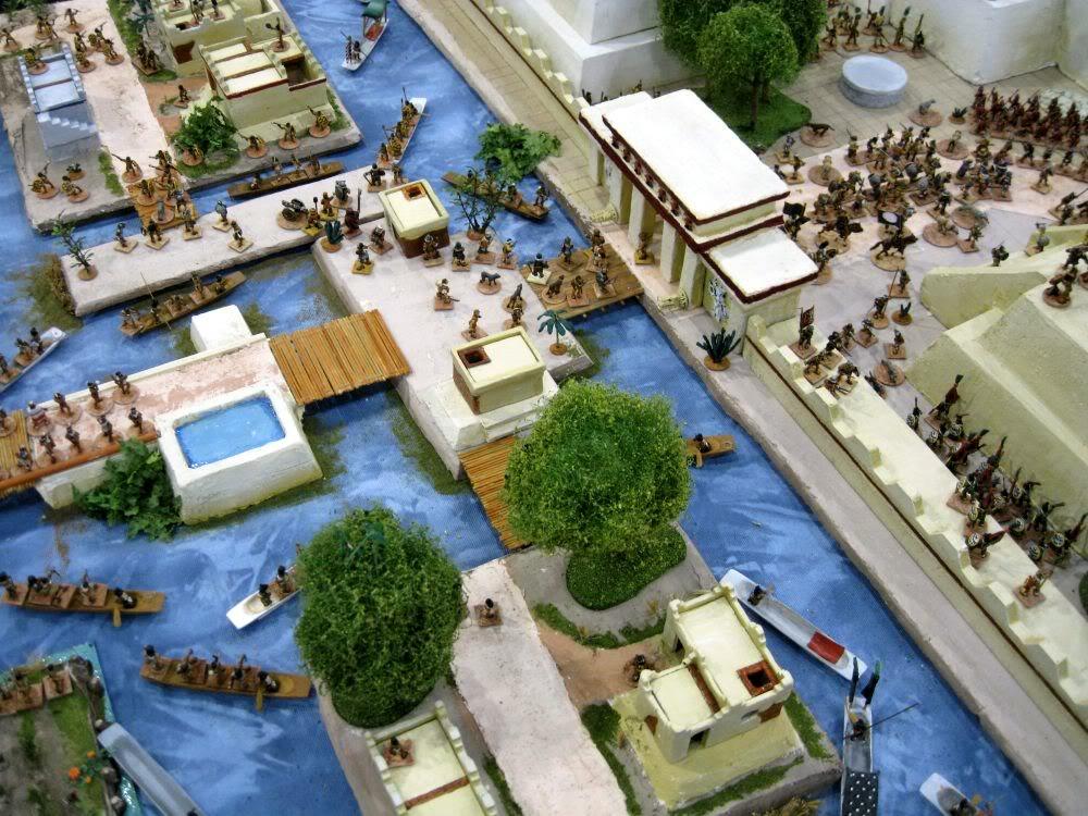 Siège de Tenochtitlan 1521 Salut101