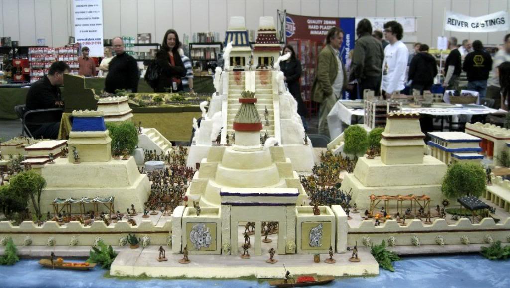 Siège de Tenochtitlan 1521 Salut102